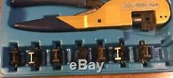 Kings Kth-1000 Hand Tool & Kth-2002 Crimp Tool