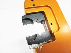 Kings Kth-1000 Hand Tool & Kth-2002 Crimp Tool Die Rg55, Rg59 Rg62 Rg71 Rg210/u