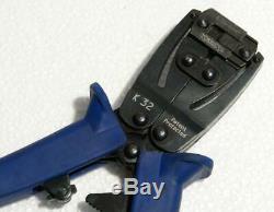 Klauke K32 0.14 6.0mm Crimping Tool Hand Crimper
