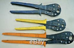 (MA2) Stadler Viega Pureflow 1/2, 3/4, & 1 Hand Crimping Tool