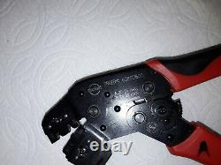 MOLEX 638112800 HAND CRIMP TOOL AWG # 20 30 Micro-Fit 3.0