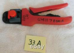 MOLEX 638117800A Molex Tool Hand Crimper 24-28Awg