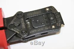 MOLEX 63819-4670 24-28AWG Hand Crimp Tool