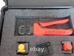 MOLEX 638191100A Molex Tool Hand Crimper 14-20Awg