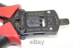 MOLEX 63827-5770 28-30AWG Hand Crimp Tool