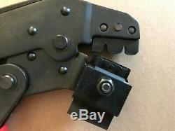 MOLEX HAND CRIMP TOOL 11-01-0185 for 22 30AWG MOLEX KK +OTHER SERIES TERMINALS