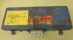 Magura Heavy Duty Hand Ratchet Crimping Tool T2800 Walsall Terminals Elpress
