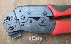 Mint! MOLEX EDP# 11-01-0185F ENG# CR2262C 22-30 AWG Hand Crimp Tool with Locator