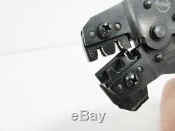 Molex 11-01-0193 Cr5904 18 24 Awg Hand Crimp Tool With Locator
