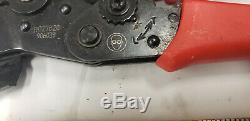 Molex 63811-2200 18-24 AWG Hand Crimp Crimping Tool. Shelf aa2 green bin