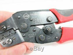Molex 63811-2800c Tool Hand Crimper 20-30awg Side