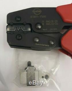 Molex 63811-7500 Hand Crimper Terminal Crimping Tool