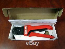 Molex 63811-8700 638118700 Crimper Hand Tool