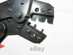 Molex 638112800 Hand Crimp Tool Awg # 20 30 No Locator 63811-2800