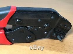 Molex 638112800C, TOOL HAND CRIMPER, 20-24AWG, 26-30AWG