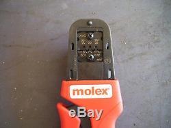 Molex 638190000A Hand Crimp Tool