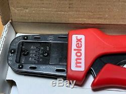 Molex 638190300, Terminals Hand Crimp Tool