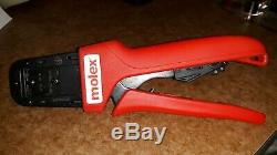 Molex 638190500C HAND CRIMP TOOL 24-30 AWG CRIMPER