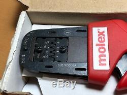 Molex 638190800A Hand Crimping Tool