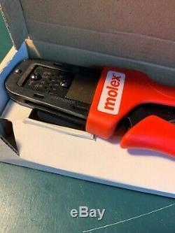 Molex 638190800B Hand Crimping Tool #41086