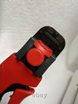 Molex 638191000, Mini Fit Jr. 28 22 AWG Wire Terminals, Hand Crimp Tool, NEW