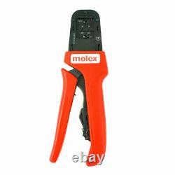 Molex 638194300 Crimping Crimp Tool Hand Crimper 28AWG 30AWG Side Pico-EZmate