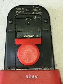 Molex 638194400a Crimping Hand Tool 26 28 Awg & Locator Crimp 63819-4400a