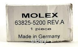 Molex 63825 Crimper Hand Crimping Tool #41038