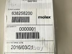 Molex 638258200 Tool Hand Crimper 26-28 AWG Side