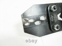 Molex 64001-3900 D Hand Crimp Tool Perma Seal Insulkrimp Nylakrimp Versakrimp