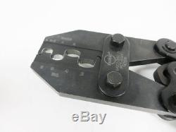 Molex 64001-3900 D Tool Hand Crimper 2 8 Awg Side With 640013902 A Head
