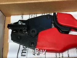 Molex 640010400h Rht-1994 Hand Crimp Tool Ratchet # 10 22 Awg 64001-0400