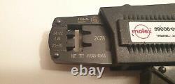Molex 69008-0953, KK 18 24AWG, Hand Crimp Tool, 0.156in/3.96mm Pitch KK Crimp