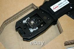 Molex 69008-1100 Parallel Action Handtool Hand Crimp Tool for Shielded Plug NEW