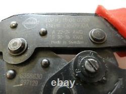 Molex CR60930A Hand Crimper Tool EDP# 11-01-0208