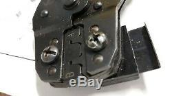 Molex Cr2262c Hand Crimp Tool 22-30 Awg Crimper