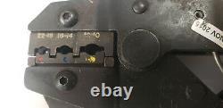 Molex ETC RHT-1990 Hand Crimp Crimping Tool 10-22