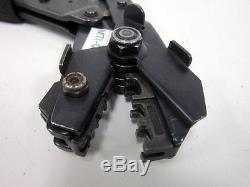 Molex Ect Rht-1990 64001-0100 Hand Crimp Crimper Tool