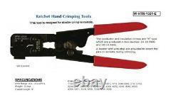 Molex HTR 1031E Hand Ratcheting Crimp Tool withLocator AWG 24 -18 P/N11-01-0084