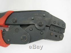 Molex Hand Crimp Tool 11-01-0185 CR2262C