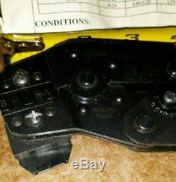 Molex Hand Crimp Tool 63811-2200 638112200 Crimper 18-24 Awg