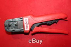 Molex Hand Crimp Tool 63819-0900 P21