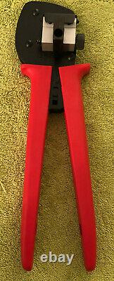 Molex Hand Crimp Tool 64001-7400 REV A NEW! Made In Germany Free Shipping