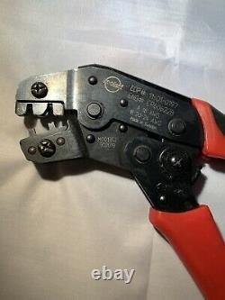 Molex Hand Crimp Tool, EDP#11-01-0197, ENG#CR60622B AUCTION