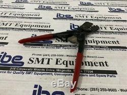 Molex Hand Crimp Tool HTR 1719C 11-01-0008 with Warranty