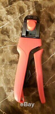 Molex Hand Crimp Tool Type 4D