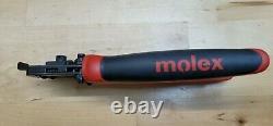 Molex Hand Tool Crimper 63827-0870 / 63287-0800