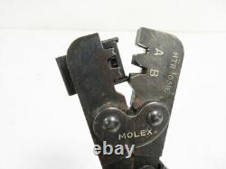 Molex Htr1031e Hand Crimp Tool Locator Htr-1031e