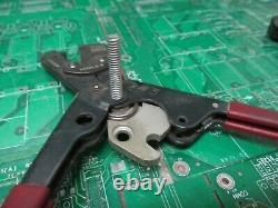 Molex, Ideal, Sargent Crimping Hand Tools, Lot of 5
