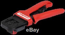 Molex Mini Fit Jr Crimpers/Hand Crimp Tool, 24-18 awg 63819-0901